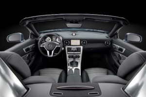 Interior Mercedes Benz SLK 2012