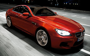 BMW M6 Coupe exterior