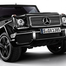 Mercedes G 65 AMG