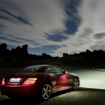 Mercedes Benz SLK 2012