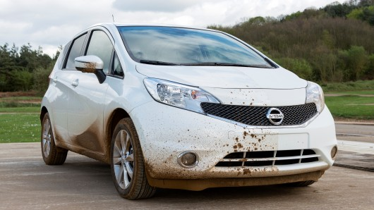 Nissan Tout con Ultra Ever Dry